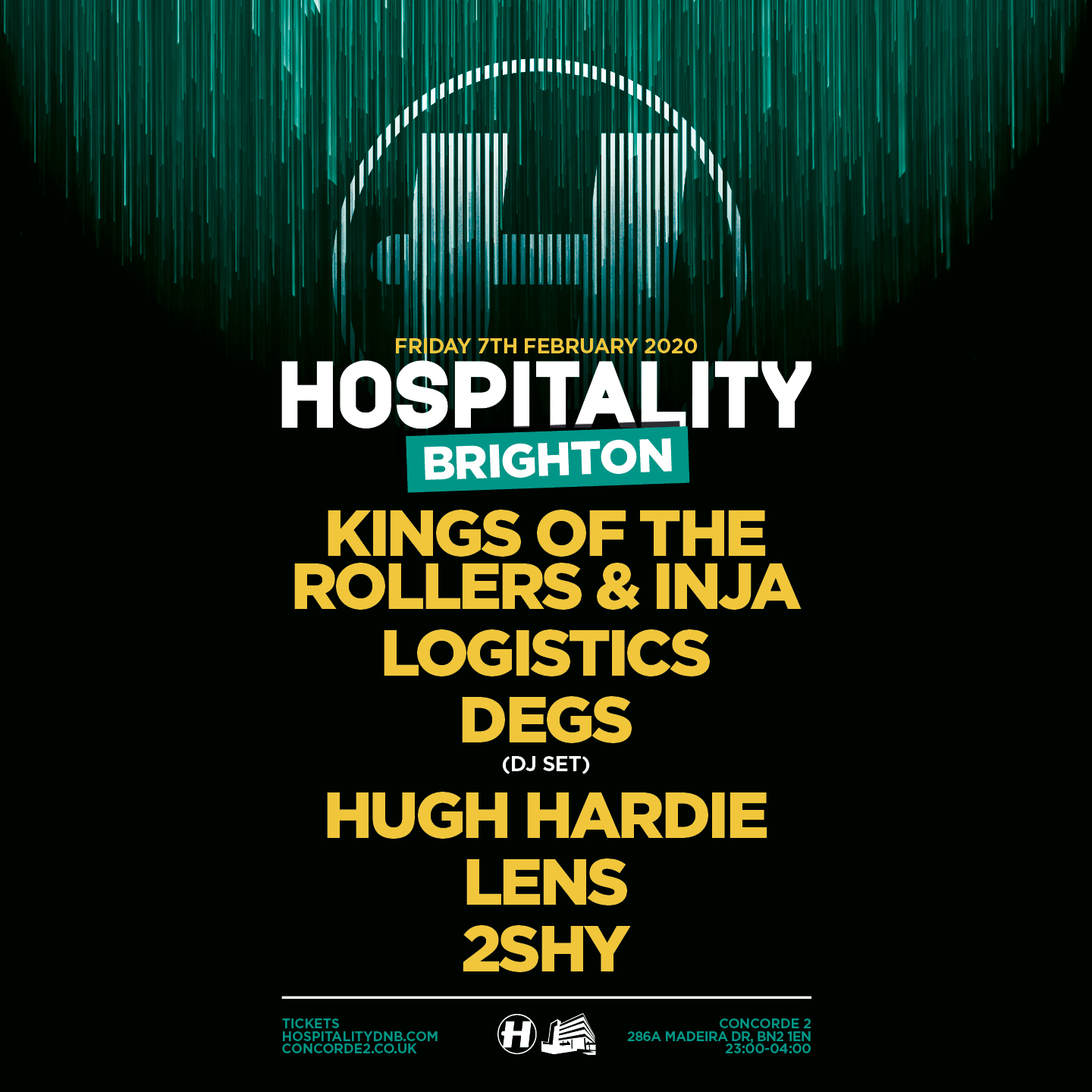 All Events - Hospitality